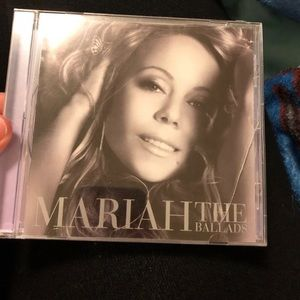 Mariah Carey The ballads